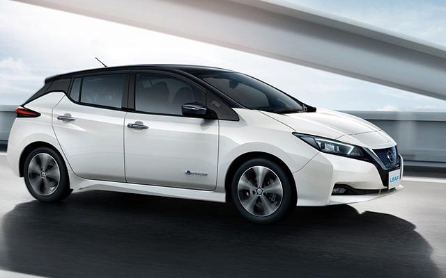 เปิดตัวรถยนต์ไฟฟ้า Nissan Leaf