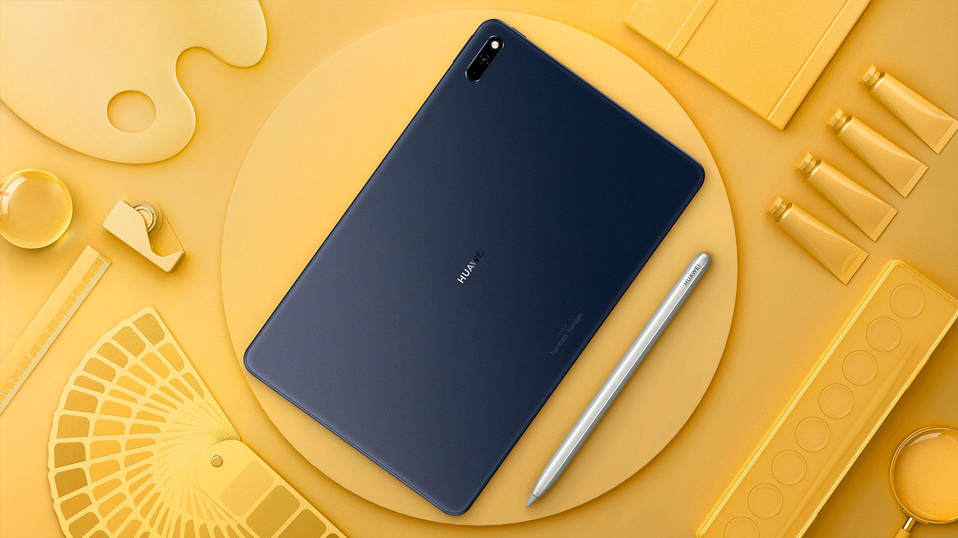 รีวิว Huawei MatePad แท็บเล็ททันสมัย ตัวใหม่จาก Huawei