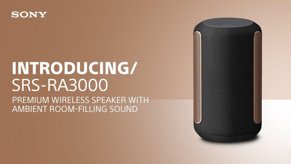 Sony SRS-RA3000