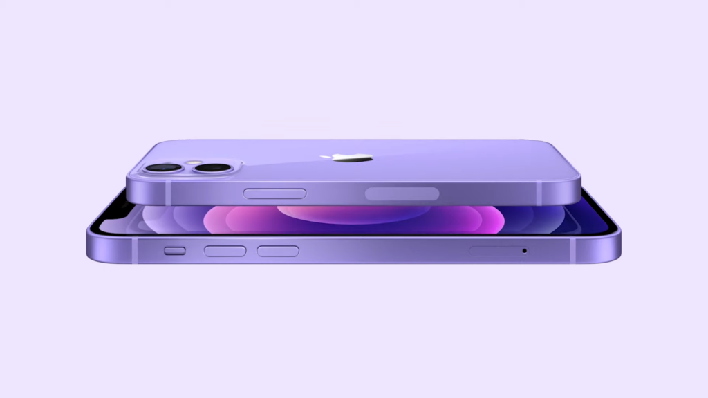 iPhone 12 เปิดตัวสีใหม่